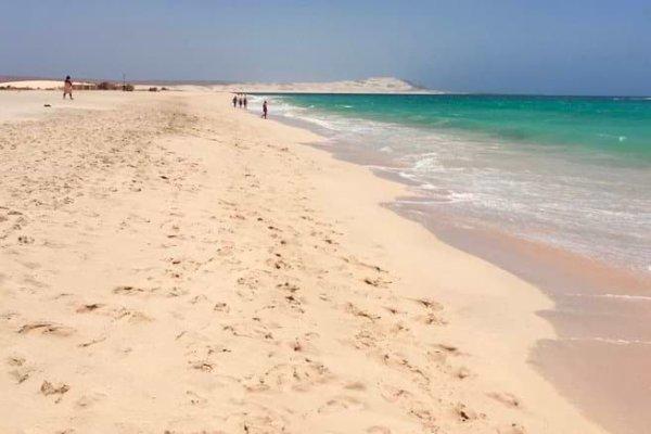 Kapverdy Boa Vista aneb ostrov nejkrásnějších pláží