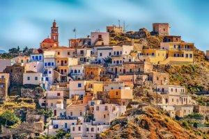 Řecký ostrov Karpathos aneb neobjevený ráj