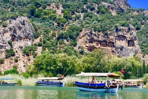 Turecko Marmaris – co očekávat od zájezdu