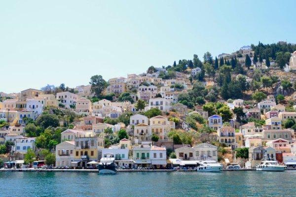 Ostrov Symi, aneb ta pravá řecká pohoda