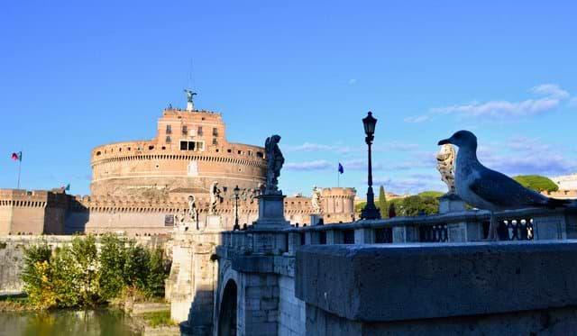 nejznámější památky v římě