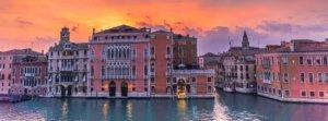 Přeplněné Benátky – poplatky za vstup do Benátek v roce 2019