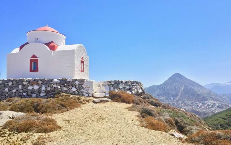 řecký ostrov karpathos