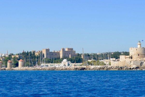 Řecký ostrov Rhodos – tipy na výlety