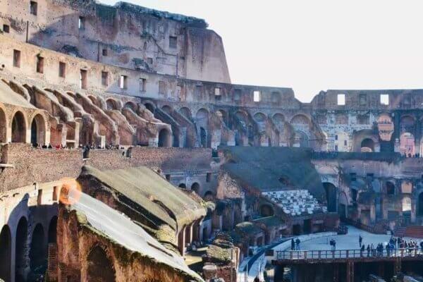 Vstupenky Koloseum – jak a kde je nejlépe koupit?
